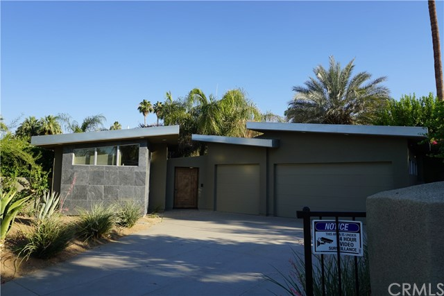 Single Family Home for Rent at 279 Camino Alturas W Palm Springs, California 92264 United States