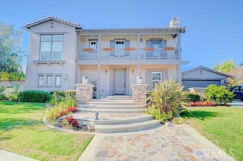 Single Family Home for Sale at 4135 Dapple Gray Lane Yorba Linda, California 92886 United States