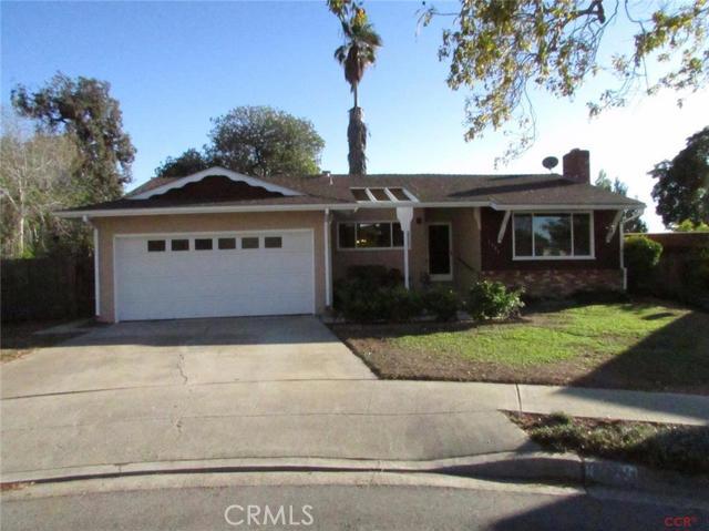 Property for sale at 1351 Oakwood Court, San Luis Obispo,  California 93401