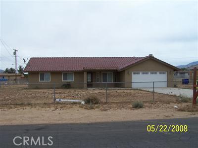 10835 Pinole Road Apple Valley CA 92308