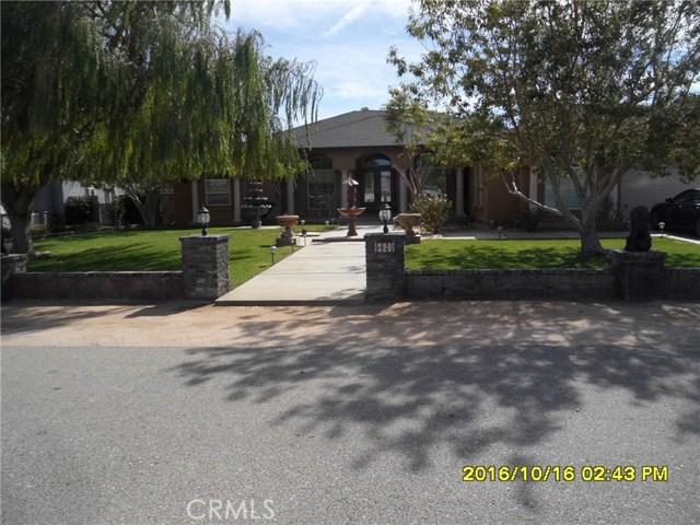 Single Family Home for Sale at 9620 Raymond Avenue California City, California 93505 United States