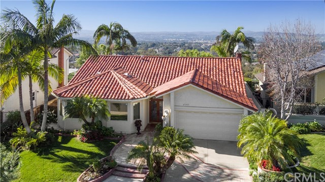 27203 Via Aurora Mission Viejo, CA 92691 is listed for sale as MLS Listing OC17015233