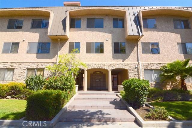 Condominium for Sale at 377 California Avenue W Glendale, California 91203 United States