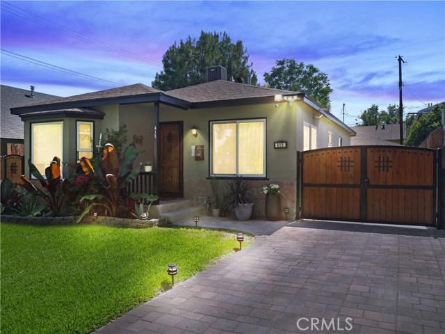 415 N Lomita Street, Burbank, CA 91506