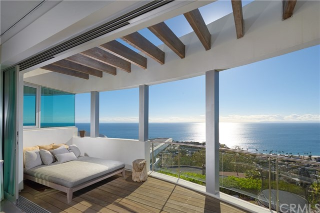 Perched High Atop Laguna Beach's Famous Hills