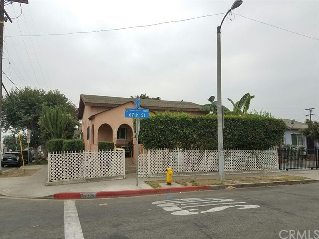 1256 67Th Street, Los Angeles, California 90001