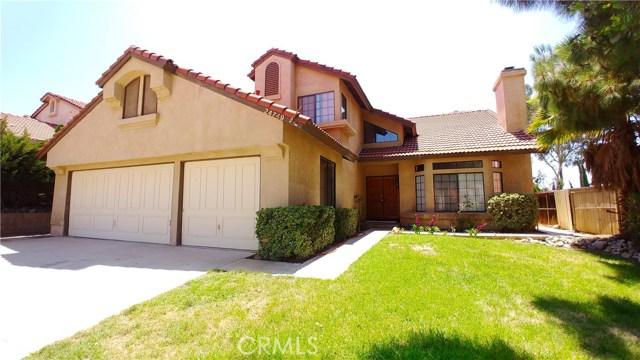 24749 Candlenut Court Moreno Valley, CA 92557 - MLS #: IG18198955