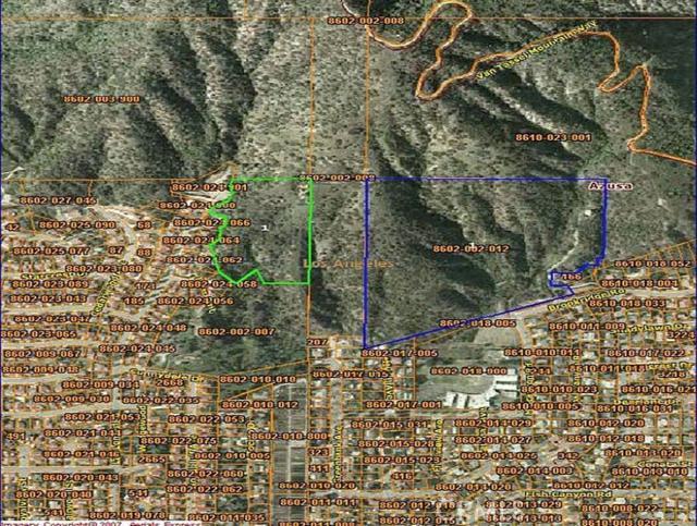 Single Family for Sale at 0 Las Lomas Road Duarte, California United States
