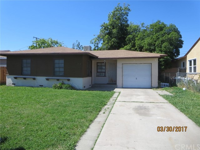 Single Family Home for Sale at 1356 Windsor Drive San Bernardino, California 92404 United States