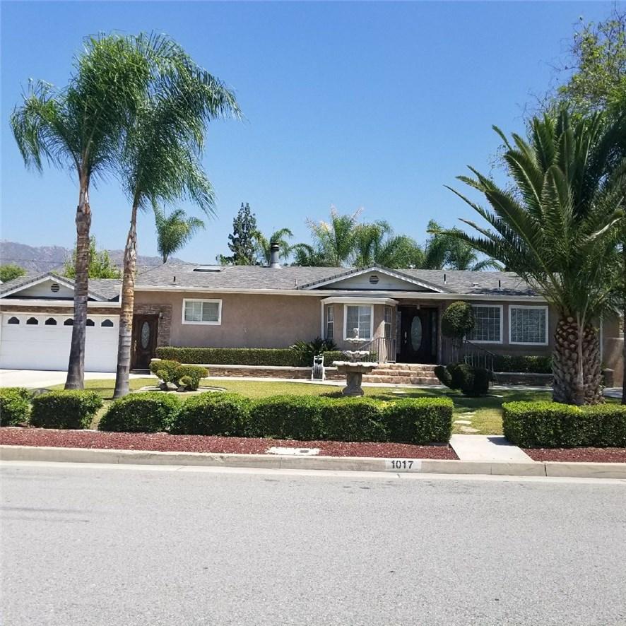 1017 E Meda Avenue, Glendora, CA 91741