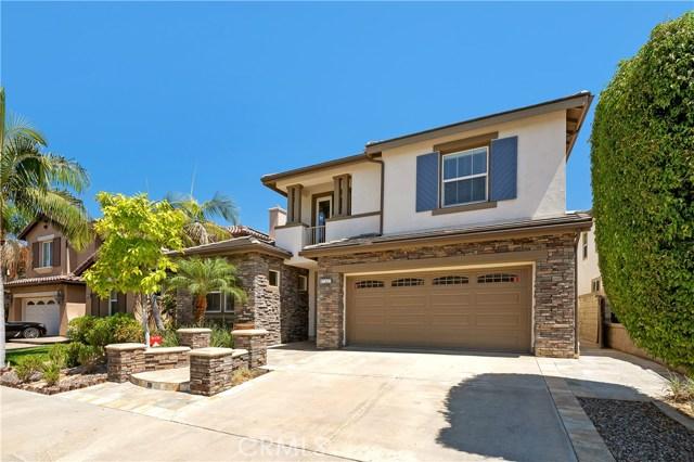 17327 Bramble Court, Yorba Linda, California