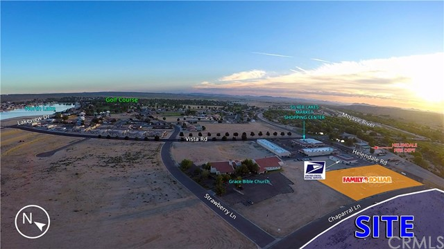 Single Family for Sale at 0 Chaparral Lane Helendale, California 92342 United States