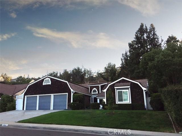 Single Family Home for Rent at 5146 Greensboro Lane E Anaheim Hills, California 92807 United States