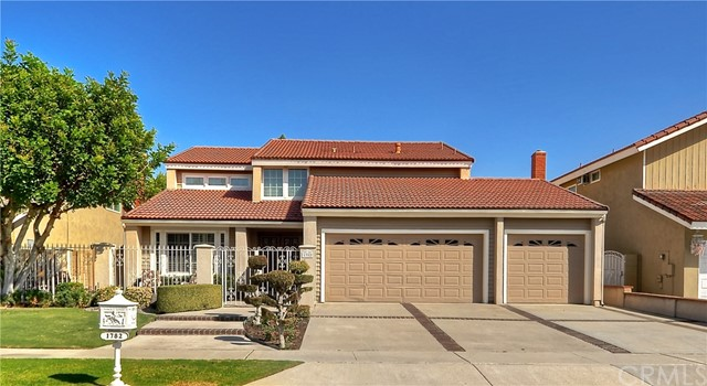 Single Family Home for Sale at 1782 Partridge Street N Anaheim, California 92806 United States
