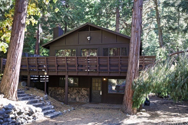 41141 Oak Drive, Forest Falls California