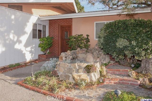 5424 Vista Del Arroyo Drive, La Crescenta, CA 91214