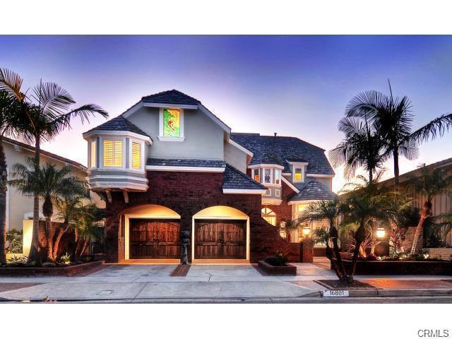 Single Family Home for Rent at 16801 Bolero St Huntington Beach, California 92649 United States