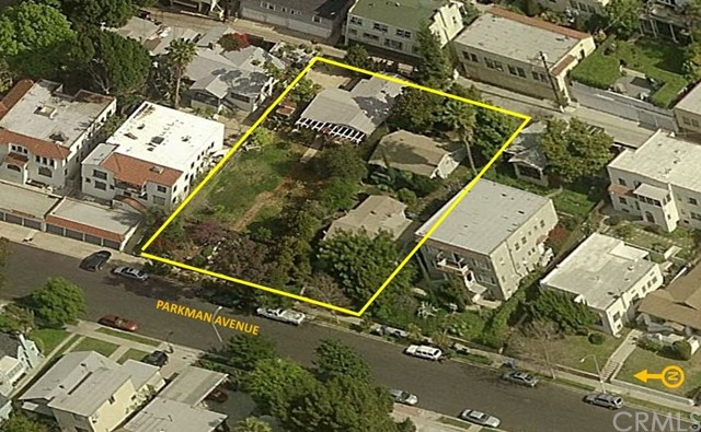Land for Sale at 475 N St Andrews Place 475 N St Andrews Place Los Angeles, California 90004 United States