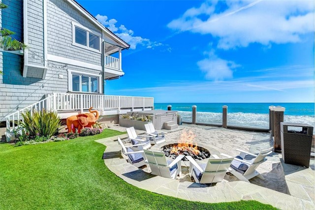 Single Family Home for Sale at 35851 Beach Road Dana Point, California 92624 United States