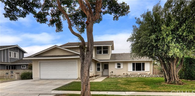 Single Family Home for Sale at 16373 Myrtlewood Street Fountain Valley, California 92708 United States