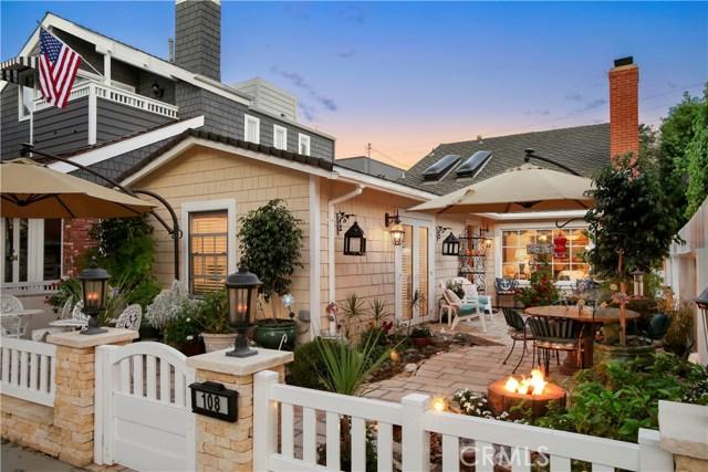 108 Pearl Avenue, Newport Beach, CA, 92662