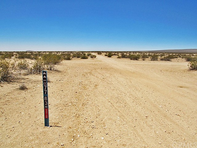 0 N Colombia Road California City, CA 93505 - MLS #: EV18110843
