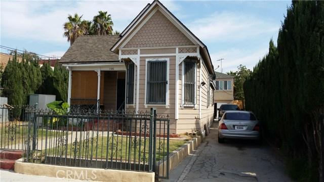 1326 Mariposa Avenue, Los Angeles, CA 90006