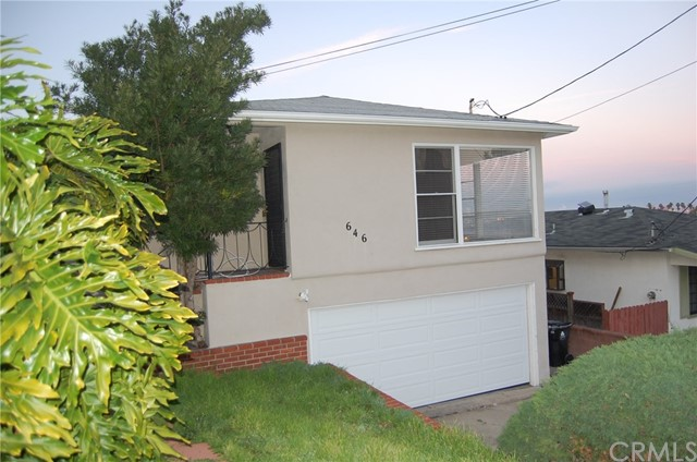 Single Family Home for Rent at 646 24th Street W San Pedro, California 90731 United States