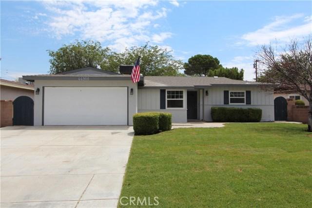 44908 Lorimer Avenue, Lancaster, CA, 93534