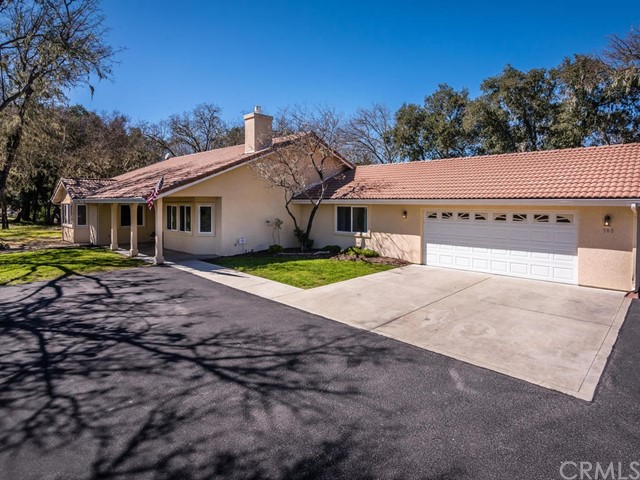580  Garcia Road, Atascadero, California