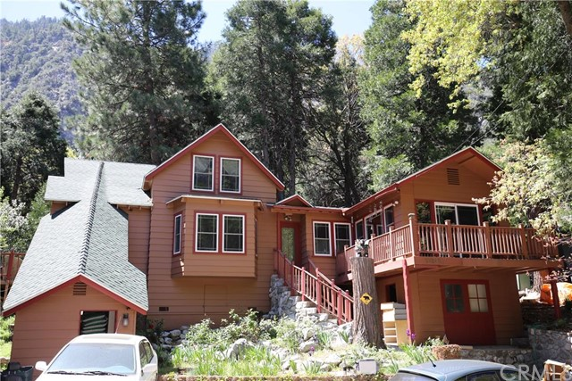Single Family Home for Sale at 39326 Prospect Drive Forest Falls, California 92339 United States