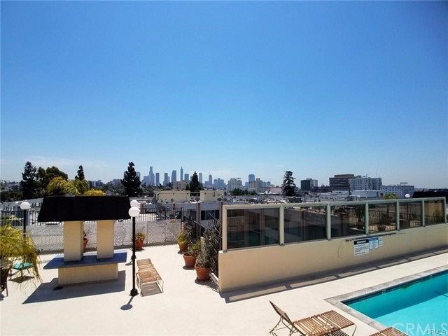 421 S La Fayette Park Place Unit 708 Los Angeles, CA 90057 - MLS #: WS18191464