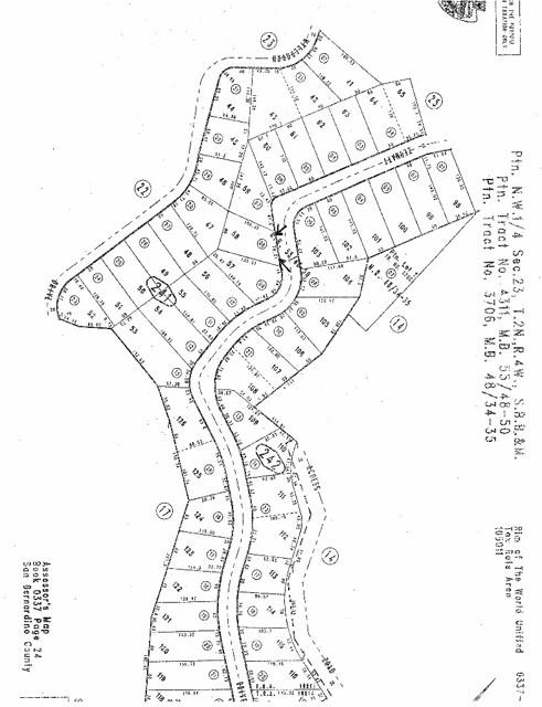 Single Family for Sale at 58 Zermatt Drive Crestline, California 92325 United States