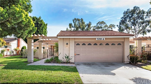 3290  San Amadeo, Laguna Woods, California