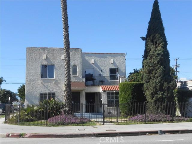 6125 West Blvd 7, Los Angeles, CA 90043
