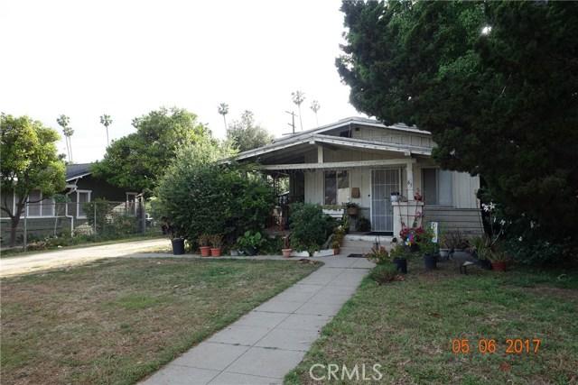 Single Family Home for Sale at 65 Craig Avenue S Pasadena, California 91107 United States