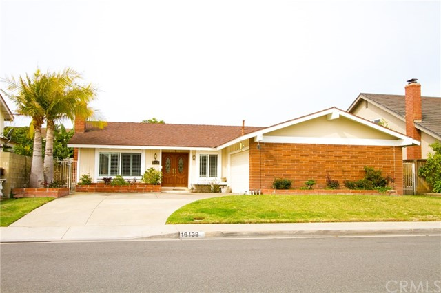 Single Family Home for Rent at 16139 Cache Street Fountain Valley, California 92708 United States