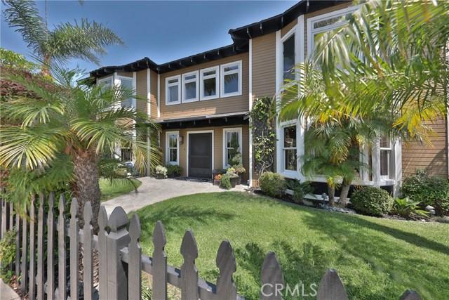 独户住宅 为 销售 在 707 Hill Street 杭廷顿海滩, 92648 美国