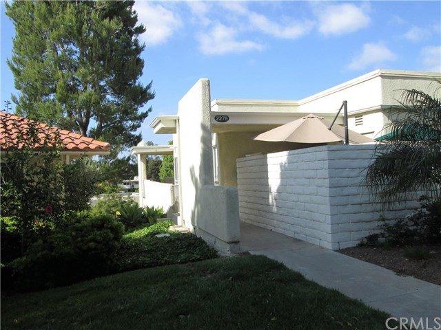 2276 Via Mariposa N Laguna Woods, CA 92637 is listed for sale as MLS Listing OC16099152
