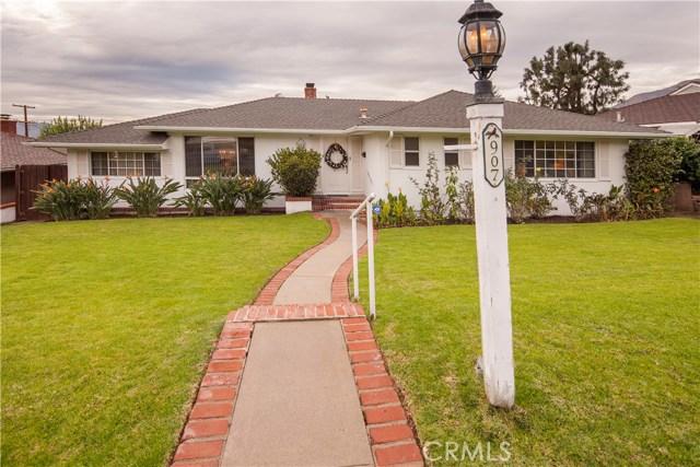 Single Family Home for Sale at 907 Sylvanoak Drive Glendale, California 91206 United States