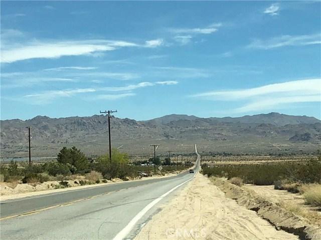 0 La Brisa Drive Joshua Tree, CA 92252 - MLS #: JT18280988