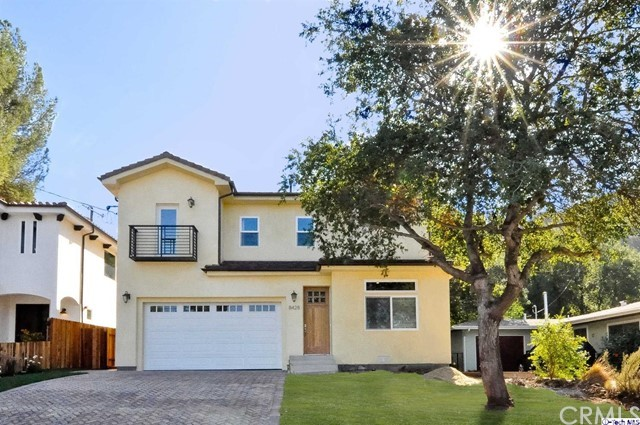 8428 Cora Street Sunland, CA 91040 is listed for sale as MLS Listing 316010355