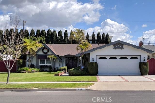 832 Hayward Street, Anaheim, CA, 92804