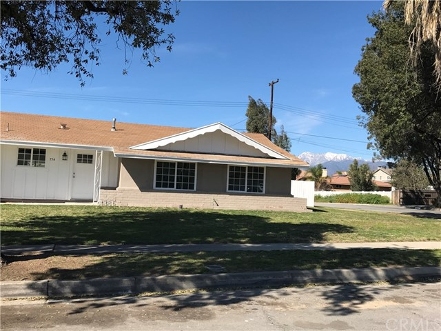 Single Family Home for Sale at 754 San Anselmo Avenue San Bernardino, California 92410 United States
