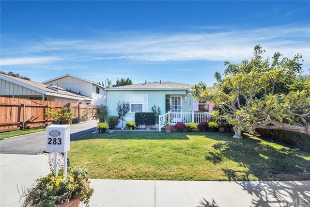 283 Del Mar Avenue, Costa Mesa, CA, 92627