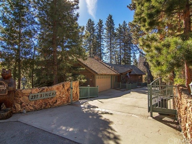 299 RIVIERA, Lake Arrowhead, CA 92352