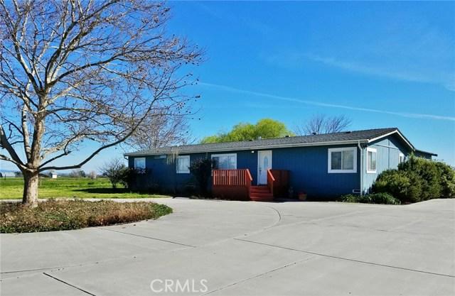 Single Family for Sale at 22475 Pomona Avenue Gerber, California 96035 United States