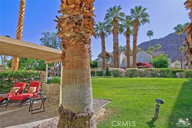 78125 Cabrillo Lane Unit 27 Indian Wells, CA 92210 - MLS #: 218012516DA