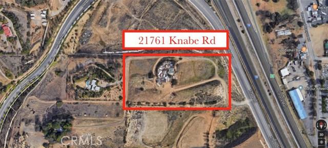 21761  Knabe Road, Corona, California