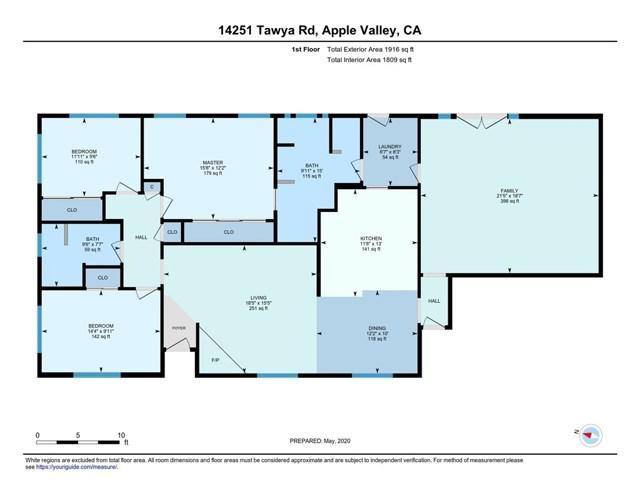 14251 Tawya Road Apple Valley CA 92307